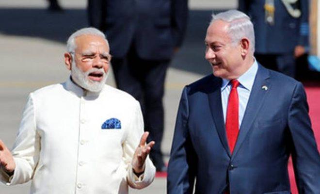 भारत, इजरायल संबंध गणित के फॉर्मूले के हिसाब से उत्तम: नेतन्याहू
